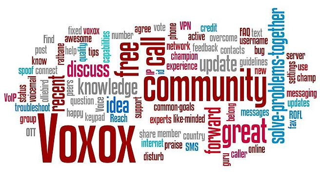 Voxox Support Community