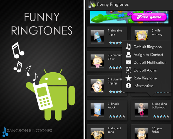 Top Funny Ringtones for Your Phone