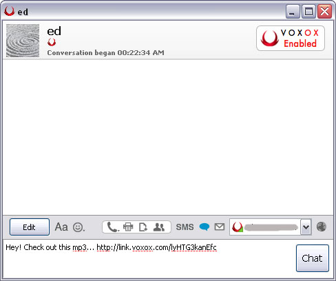 File sharing (window)