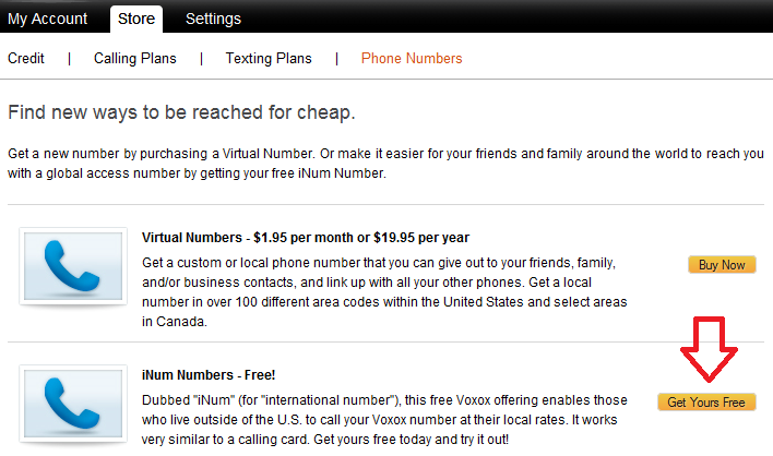 How to Get Your iNum Number with VoxOx