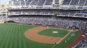 Padres game