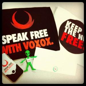 VoxOx Contest Winner Prize