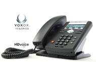 Voxox In Business - Polycom phone (HD Voice!)