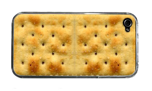 Saltine Cracker iPhone Case
