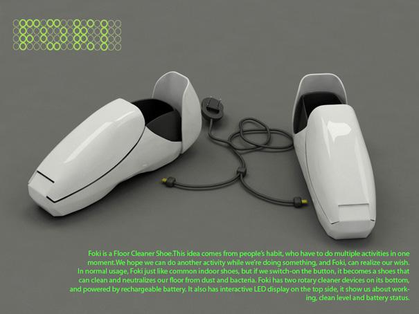 Vacuum Cleaner Shoe