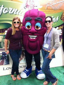 California Raisins BlogHer