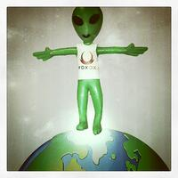 VoxOx Alien