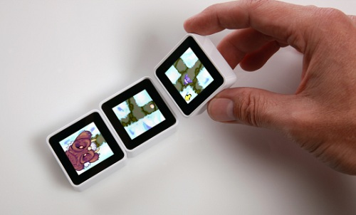 Sifteo Cubes