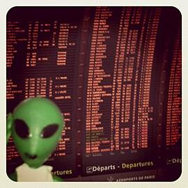 Voxox Alien Where in the World