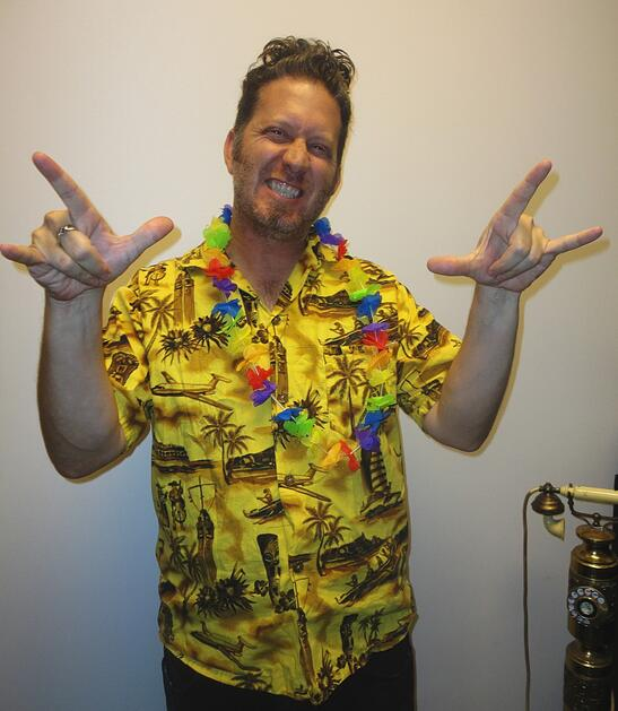 Best Hawaiian Shirt Contest
