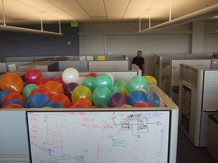 April Fools Day Office Prank