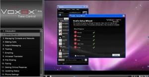 Voxox Video Tutorial