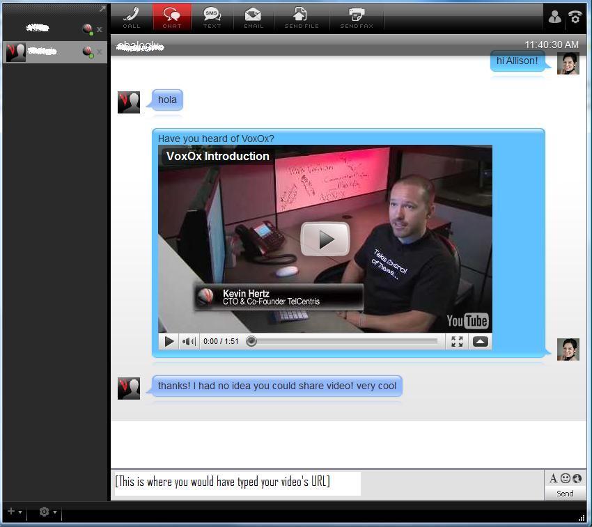 Embedded video2