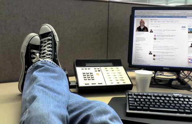 Social Media at Work
