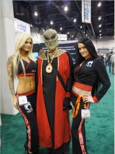 Voxox Alien in Las Vegas