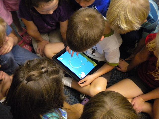 High-Tech Classroom