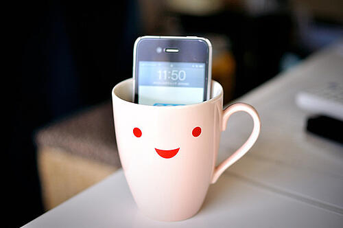 iPhone Mug