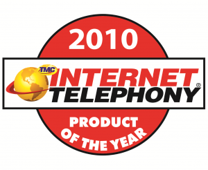 Internet Telephony Product of the Year 2010