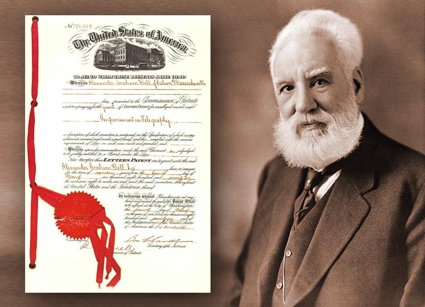 Alexander_Graham_Bell-Patent