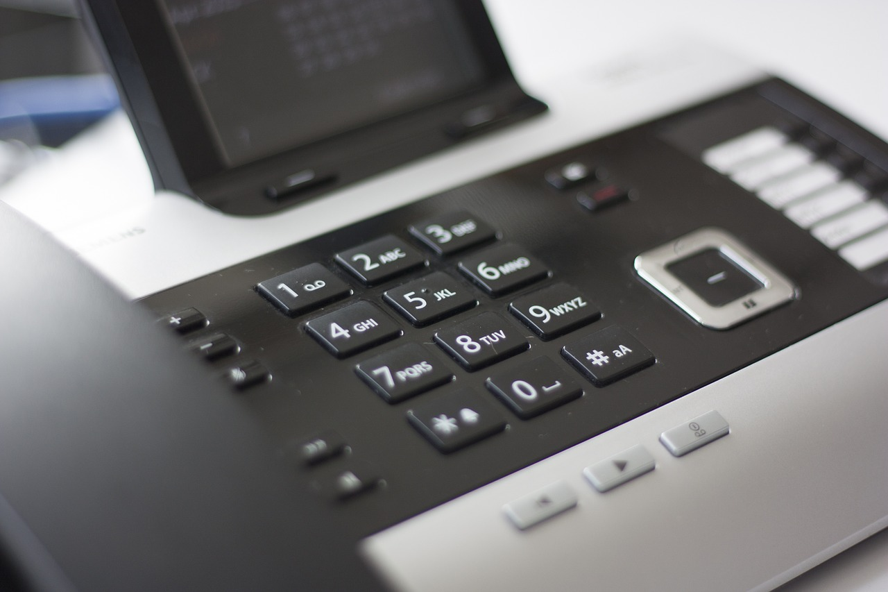 Hosted PBX VoIP Phone