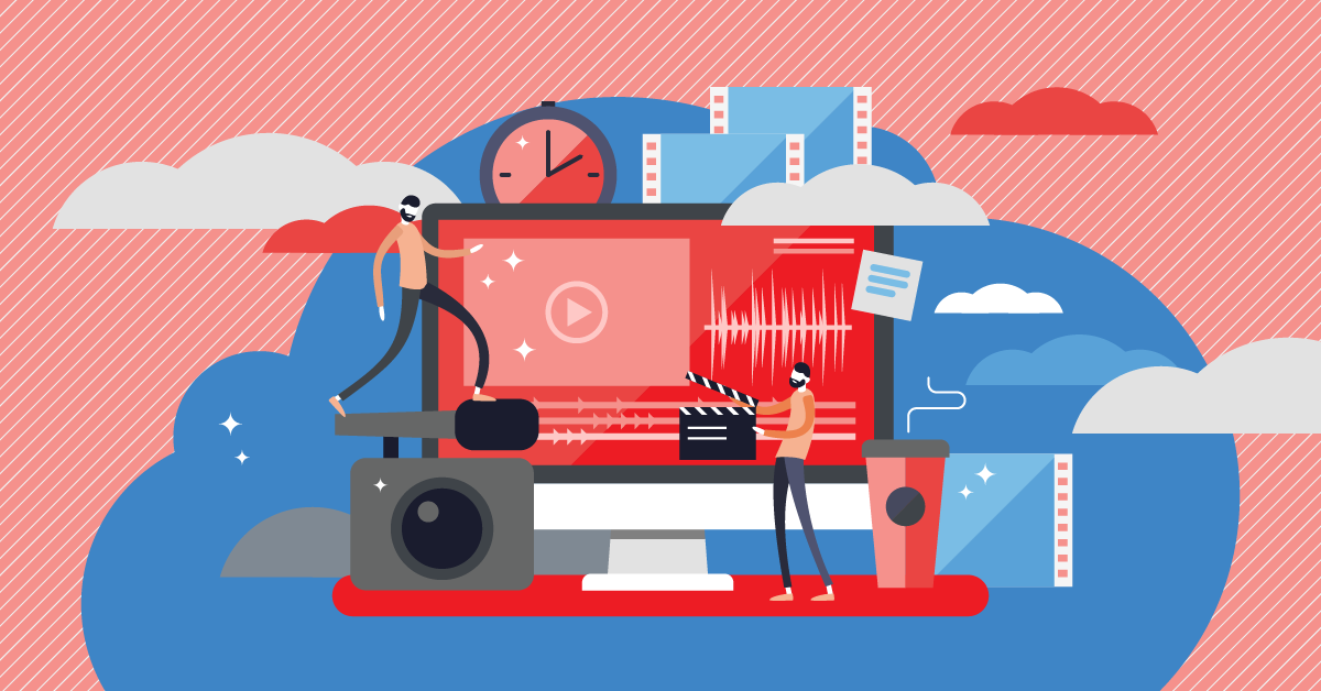 podcasting vector