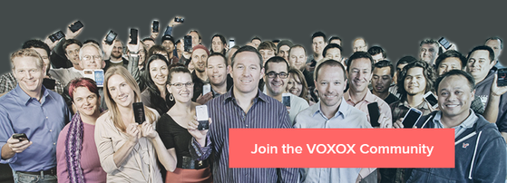 Join the Voxox Community