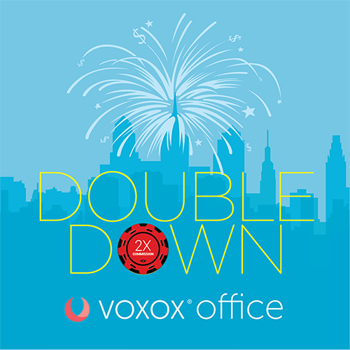 Voxox Double Down Promotion